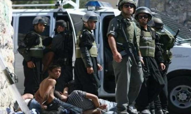 الاحتلال يعتقل أكثر من 400 طفل فلسطيني بالسجون