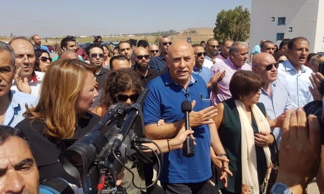 نقل الأسير غطاس إلى سجن رامون الصحراوي