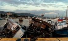 اليونان: مصرع 15 شخصا في فيضانات وإعلان حداد وطني