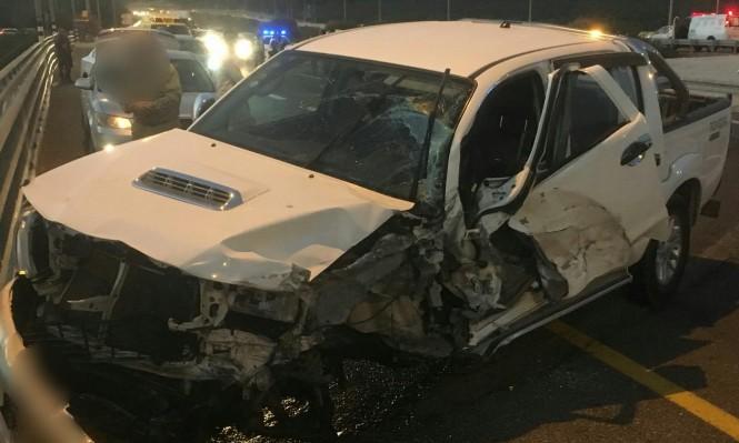 إصابة خطيرة لشاب في حادث دهس قرب صفورية