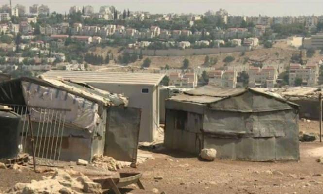 """رام الله: """"إخلاء تجمعات البدو حول القدس انتهاك للقوانين الدولية"""""""