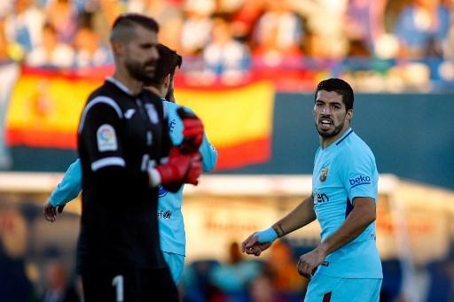 برشلونة يعزز مكانته في صدارة لائحة الدوري