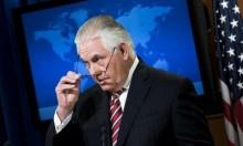 تيلرسون يهدد بإغلاق  مكاتب منظمة التحرير بواشنطن