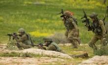 الاحتلال يبدأ الأحد تدريبات عسكرية في غور الأردن والجولان