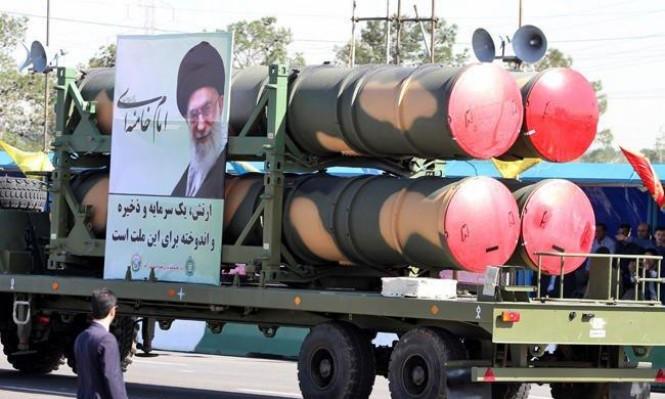 """إيران: """"على فرنسا عدم التدخل ببرنامجنا الصاروخي"""""""
