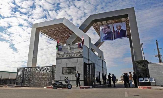 """""""الوفاق"""" تفتح معبر رفح وفق منظومة العمل بمعبر الكرامة"""