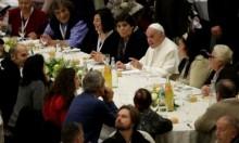 """البابا: مساعدة المحتاجين """"جواز سفر إلى الجنة"""""""