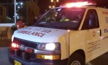 عرعرة المثلث: إصابة شاب في جريمة إطلاق نار