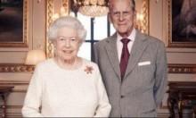 ملكة بريطانيا تحتفل بعيد زواجها السبعين