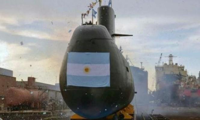 الغواصة الأرجنتينية المفقودة ترسل إشارات استغاثة