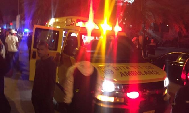 جلجولية: إصابة شاب في جريمة إطلاق نار