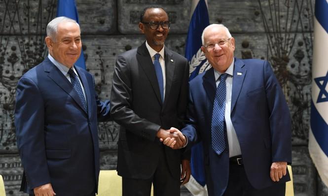 إسرائيل تبرم صفقة لترحيل طالبي اللجوء الأفارقة لرواندا