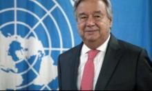 غوتيريش: تجارة الرقيق في ليبيا جريمة ضد الإنسانية