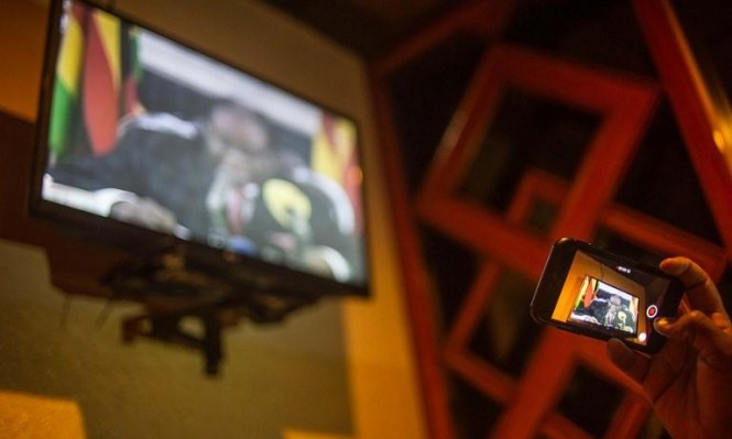 موغابي أعد خطاب التنحي: الاستقالة مقابل الحصانة