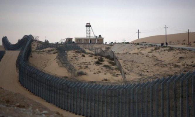 إصابة جندي إسرائيلي بإطلاق نار من سيناء