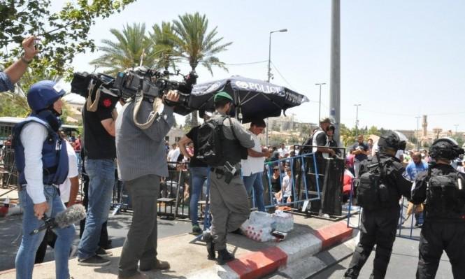 مشروع قانون لفرض عقوبة السجن على الصحافيين بإسرائيل