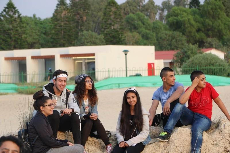 جولة إرشادية في قرية الطنطورة المهجرة