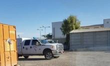 النقب: هدم منزلين في بير هداج رغم أجواء الطقس العاصفة