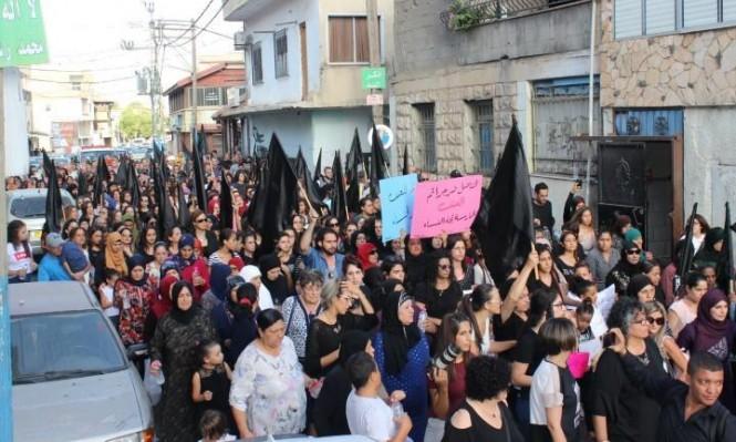 جرائم قتل ومحاولات قتل النساء: نصف الضحايا عربيات