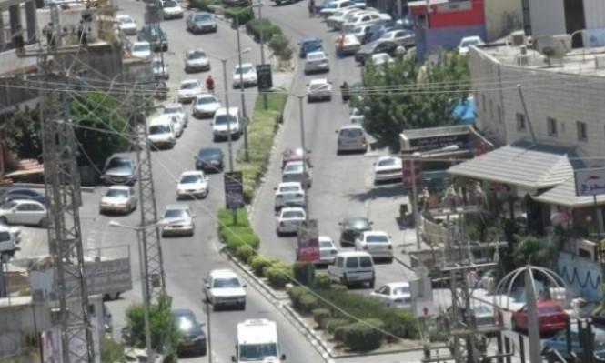 أم الفحم: إغلاق مكاتب البلدية غدا إثر إطلاق النار على سيارة المحاسب