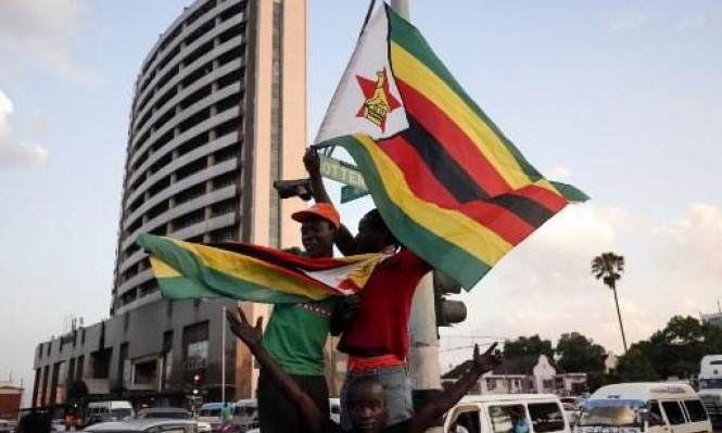 موغابي يعلن استقالته بعد 37 عاماً من حكم زيمبابوي