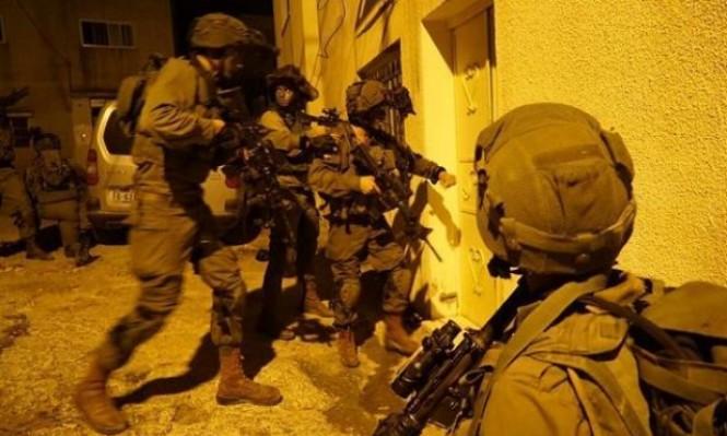 الاحتلال يعتقل 19 فلسطينيا بينهم قيادات فتحاوية بالقدس