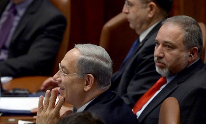 نتنياهو يطالب بزيادة أكبر لميزانية الأمن عما طلبه ليبرمان