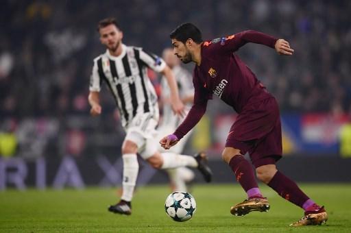 برشلونة يتأهل رغم تعادله أمام يوفنتوس