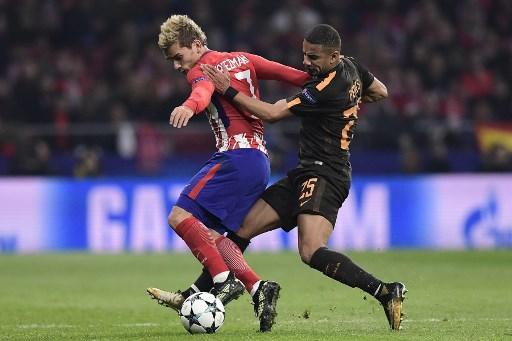 أتلتيكو مدريد يقهر روما ويشعل الصراع بينهما