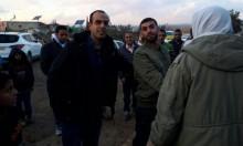 الزرنوق تستقبل الأسير المحرر محمد أبو قويدر