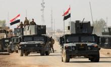 """القوات العراقية تحارب """"داعش"""" على حدود سورية"""