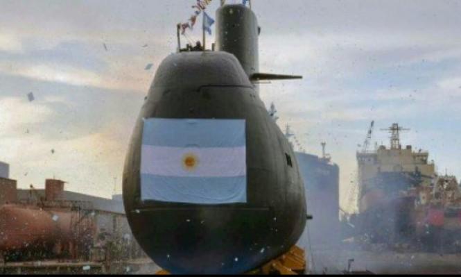 الغواصة الأرجنتينية المفقودة: ضجيج غير معتاد في آخر اتصال معها