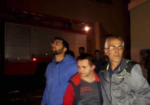 كفر كنا: إحراق سيارتين بعد فتح مركز الشرطة بأيام