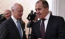 """لافروف: موسكو تساعد السعودية في """"توحيد"""" المعارضة السورية"""