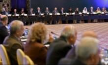 المعارضة السورية تختار وفدها إلى جنيف ونصر الحريري رئيسًا