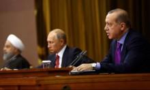 ألمانيا تشكك بتأثير قمة سوتشي وتطالب موسكو بالضغوط على النظام