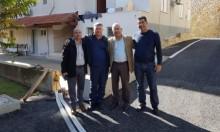 شفاعمرو: العمل على حل مشكلة الصرف الصحي في وادي الصقيع
