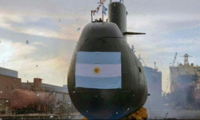 تقرير رسمي يؤكد أن انفجارا تسبب بفقدان الغواصة الأرجنتينية