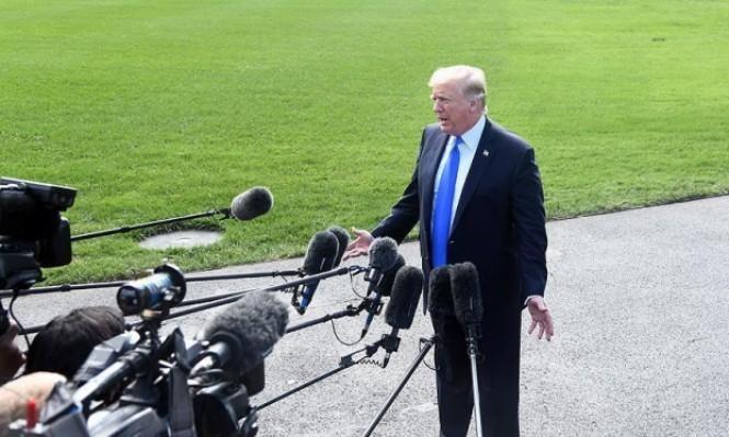 """""""ترامب حطم قواعد اللعبة بكشفه عملية الموساد في سورية"""""""