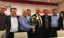 انتخاب د. عفو إغبارية رئيسا للجبهة خلفا لمحمد بركة