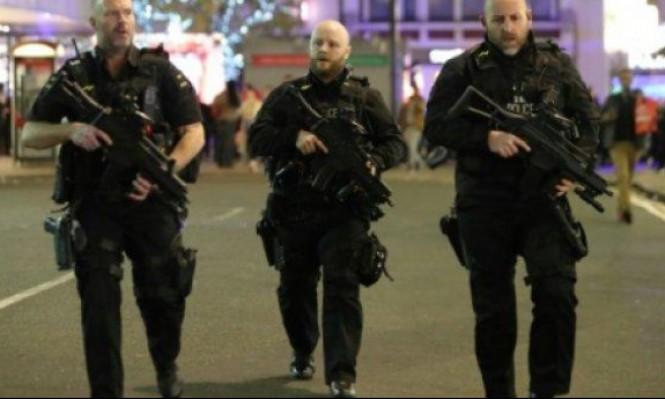 لندن: إصابة 16 شخصا في عملية لم تقع