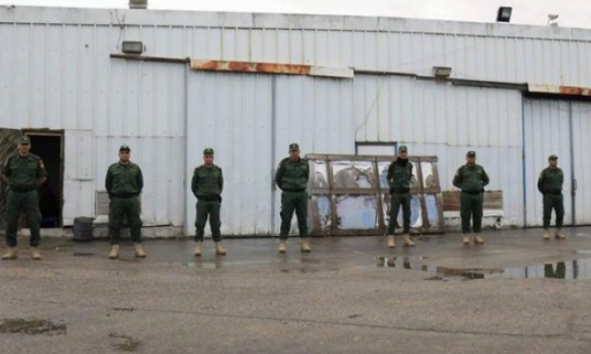 أركان الأمن الوطني الفلسطيني يتولى المهام بمعبر رفح