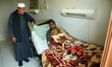 قاطعوه بنيران الإرهاب: إمام مسجد الروضة يسعى لإكمال خطبته