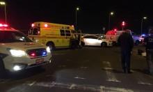 مصرع سائق دراجة نارية في حادث طرق قرب حيفا