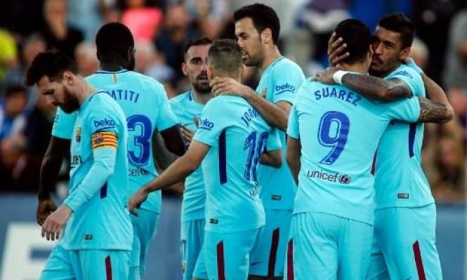 الليلة: برشلونة للابتعاد بالصدارة وفالنسيا لتقليص الفارق