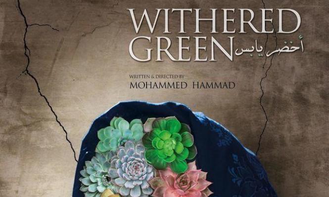 """""""أخضر يابس"""" في مهرجان القاهرة السينمائي الدولي"""