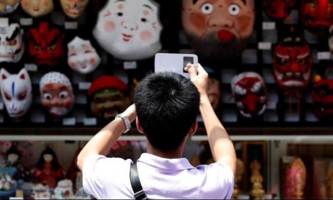 """جدل في اليابان: """"ممنوع دخول الصينيين"""""""