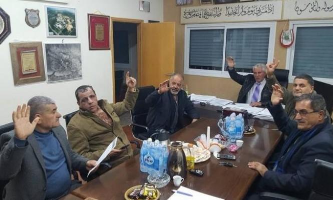 البعنة: المطالبة بإقالة القائم بأعمال رئيس المجلس