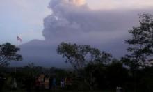 إندونيسيا: بركان بالي يرفع حالة الطوارئ إلى أعلى مستوى
