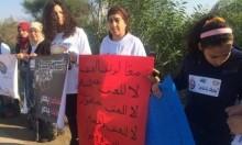إضراب احتجاجي في مدارس قرية سالم